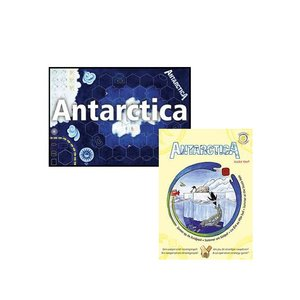 Sunny Games / Zonnespel Antarctica