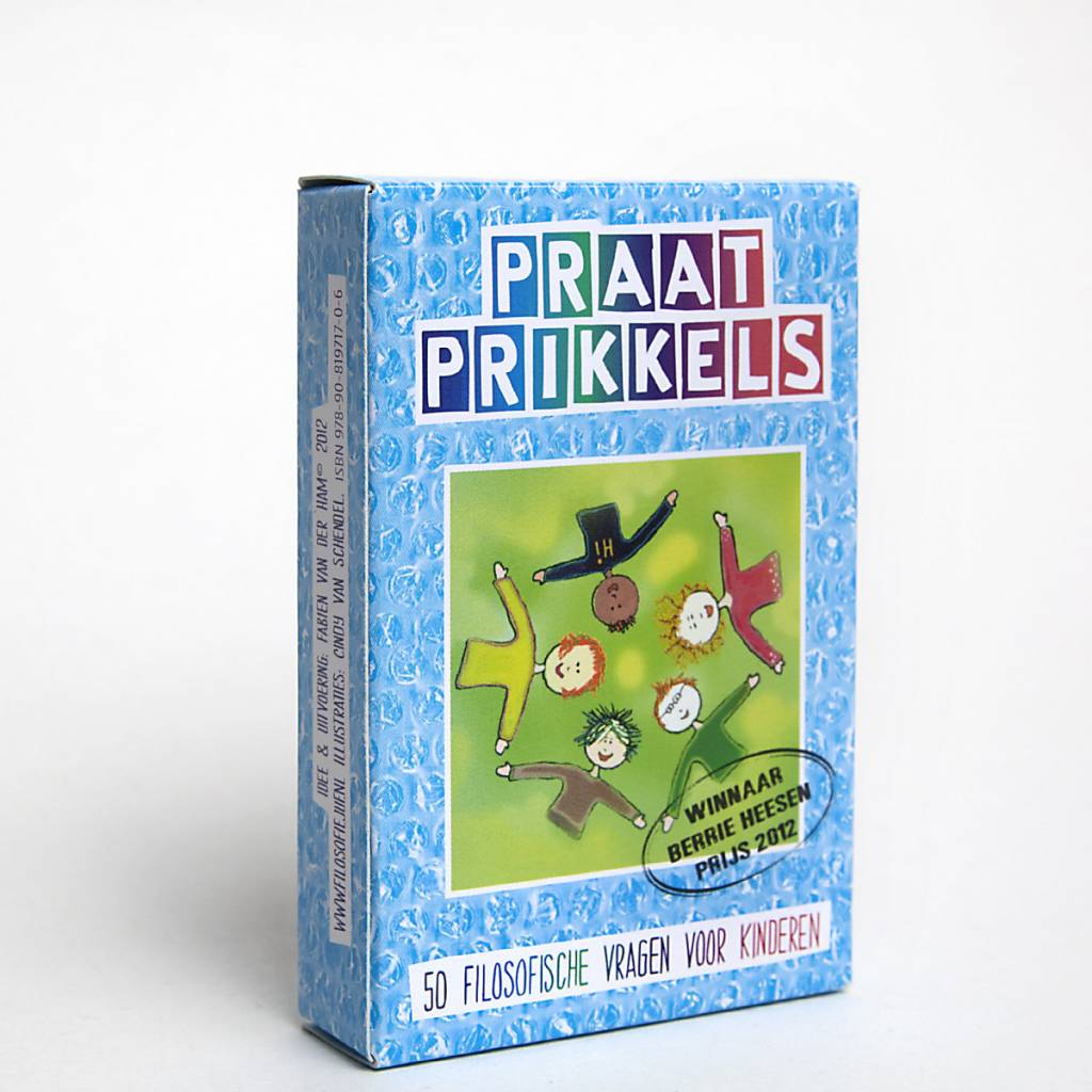 Filosofie Aan De Keukentafel.Praatprikkels 50 Filosofische Vragen Voor Kinderen