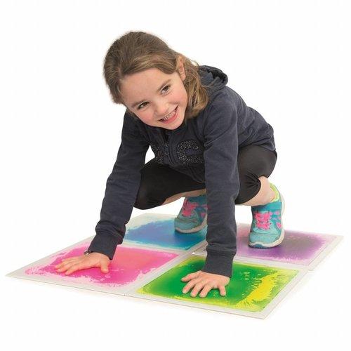 Sensory Floor Tiles - snoezelmateriaal