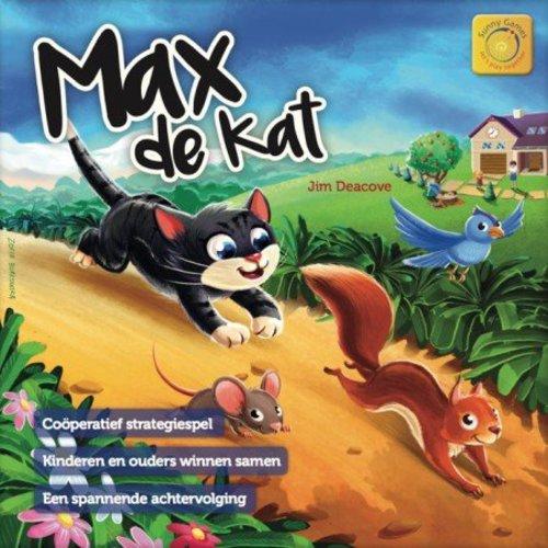 Sunny Games / Zonnespel Max de Kat