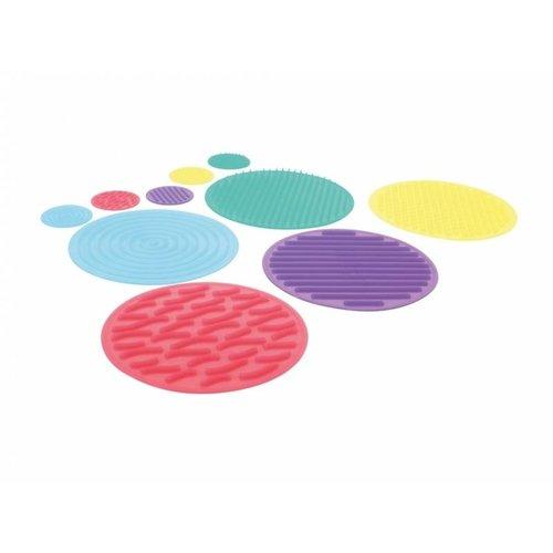 Sensorische Siliconen Matten