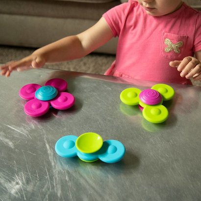 Fat Brain Toys Whirly Squiqs