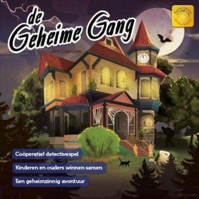 Sunny Games / Zonnespel Bordspel De Geheime Gang - cooperatief spel