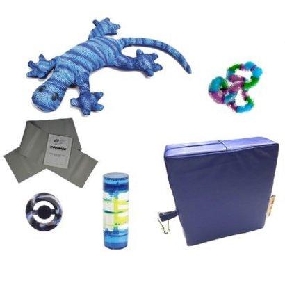 Sensory Box 8-12 jaar, schoolpakket bovenbouw