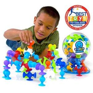Fat Brain Toys SquiqZ Set 50 stuks