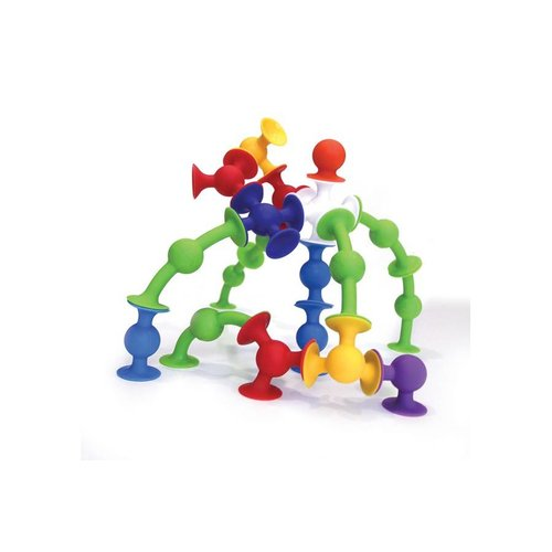 Fat Brain Toys Squiqz Starterset 24 stuks