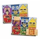 Melissa and Doug Sloten Bord