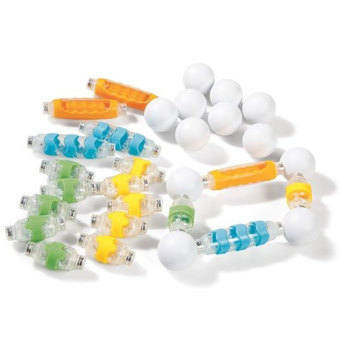 Guide Craft Grippies Shakers, magnetische contructieset 30 pc