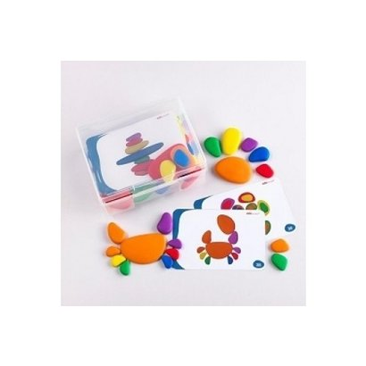Regenboog stenen - Rainbow Pebbles