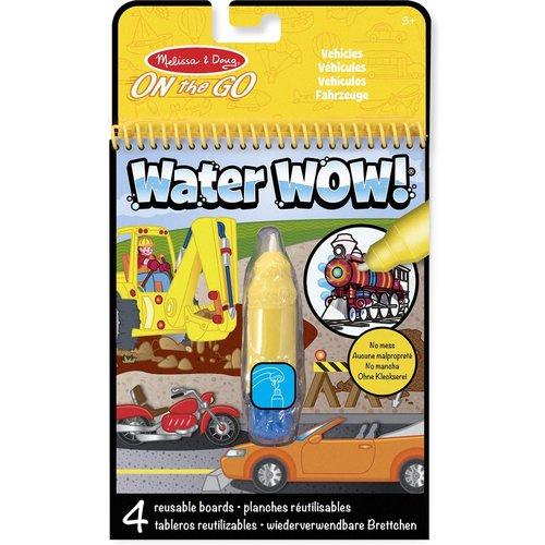 melissa and doug Water Wow! Diverse uitvoeringen