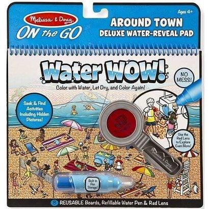 melissa and doug Water Wow! Deluxe - Zoek en Vind