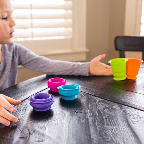 Fat Brain Toys Suction Kupz - Fat Brain Toys