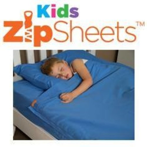 ZipSheets Kids Zip Sheets - 1-persoonsbed