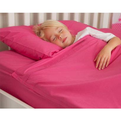 Kids Zip Sheets -1 persoon bed- ritsbaar beddegoed