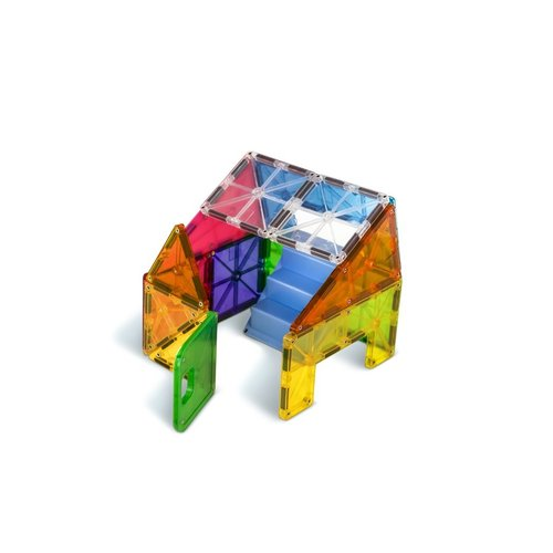 Magna Tiles Magna-Tiles® House - Set van 28 magnetische tegels