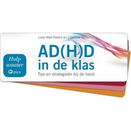 Hulpwaaier ADHD in de klas