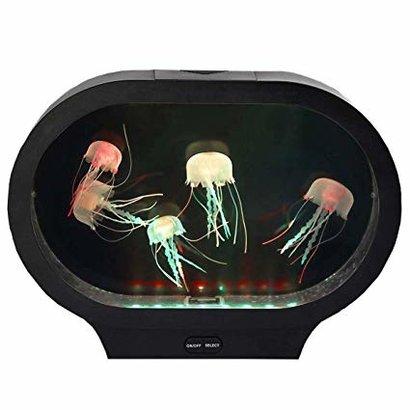 Desktop Kwallen Aquarium -snoezelen
