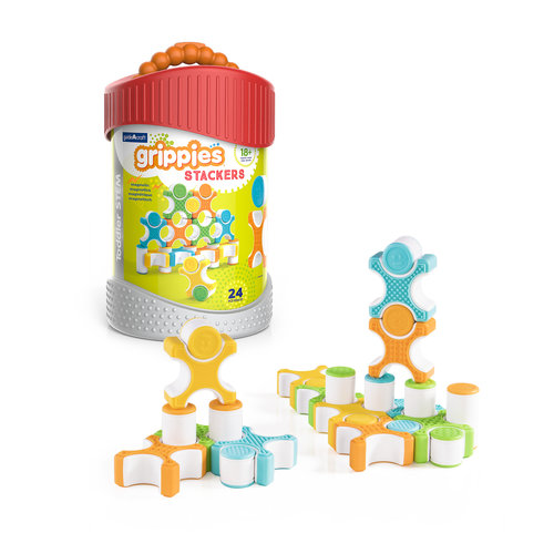Guide Craft Grippies Stackers - 24delig