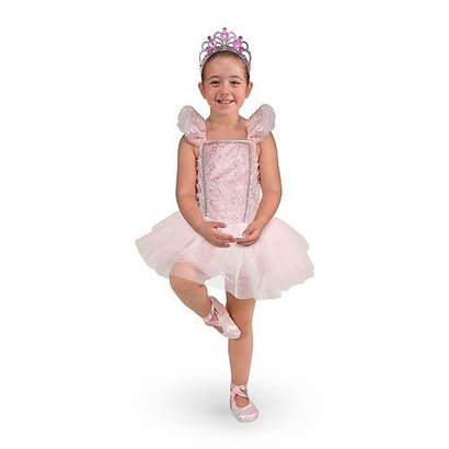 Melissa and Doug Verkleedset Ballerina