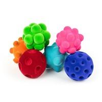 Rubbabu Sensorische ballen set van 6