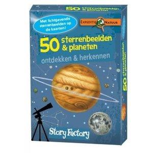 Expeditie Natuur 50 Sterrenbeelden & Planeten