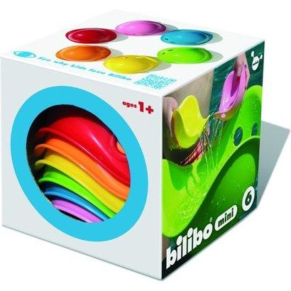 Moluk Bilibo mini set van 6 kleine Bilibo's Gemengde Kleuren.