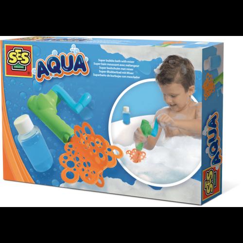 Super badschuim met mixer
