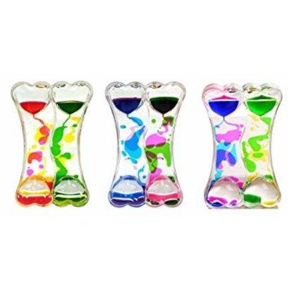 Liquid Timer Dubbele Harten Timer