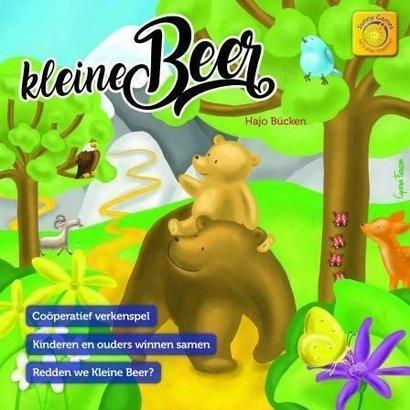 Sunny Games / Zonnespel Klein Beer - coöperatief verkenspel