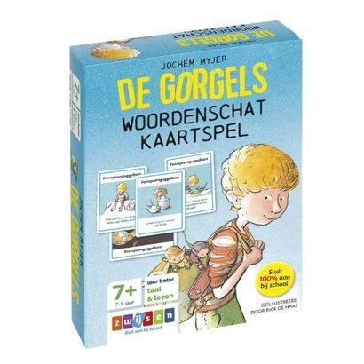 Zwijsen De Gorgels woordenschat Kaartspel