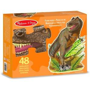 Melissa and Doug Melissa & Doug - Giant Tyrannosaurus Rex - Vloerpuzzel