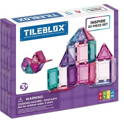 Tileblox TileBlox - Magneet speelgoed