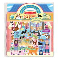 Melissa & Doug - Puffy Sticker Activity Book