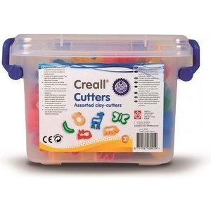 creall Creall Cutters - Klei Uitsteekvormen
