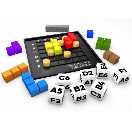 The happy puzzle company The Genius Square