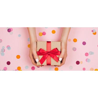 Cadeau Service - Verjaardag