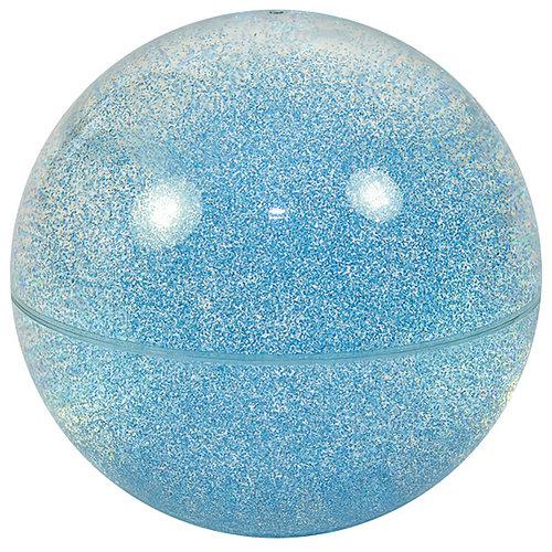 Waterbal met Glitter 10cm