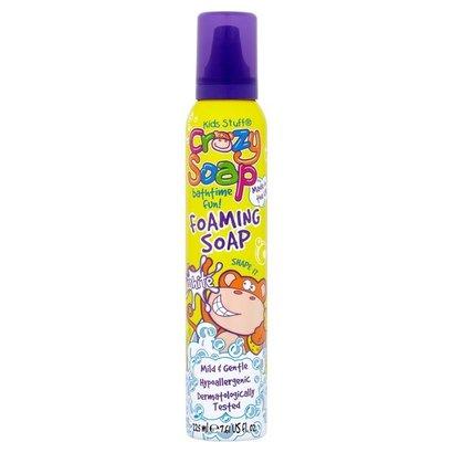 Kids stuff Crazy Foaming Soap - voor uren sensopatisch spel