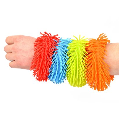 Stretchy Fluffy Armbanden set van 4