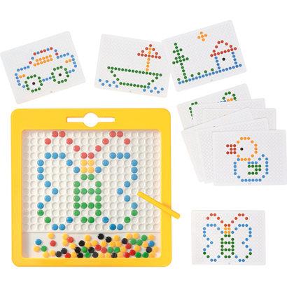 Magpad Dots met voorbeeldkaarten