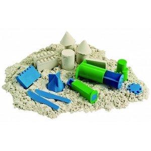 Waba Fun Kinetic Sand Kasteel Vormen