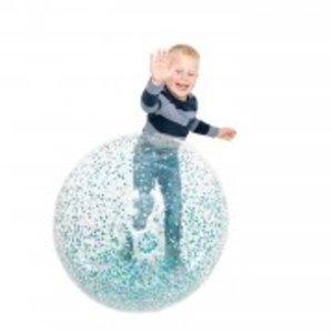 Opblaasbare Glitter Bal 60cm