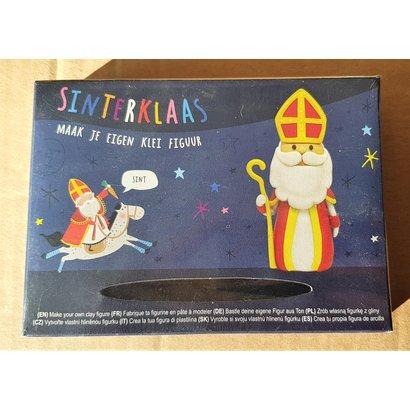 Sinterklaas-kleiset - 3 verschillende uitvoeringen