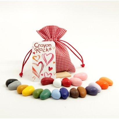 Crayon Rocks Crayon Rocks Heart - 20 kleuren