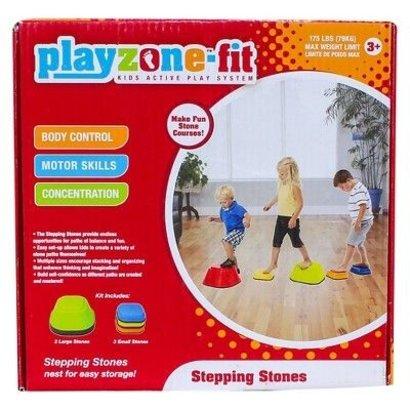 Playzone Fit Playzone Fit Stapstenen - 5st