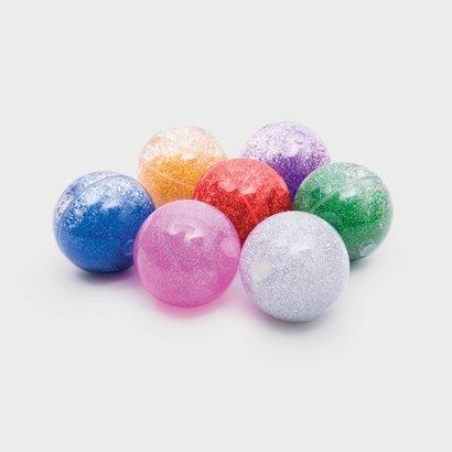 Tickit TickiT Sensorische Regenboog Glitterballen - Set van 7