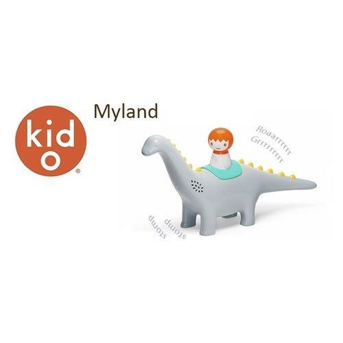 Kid O Myland Dino Met Geluid