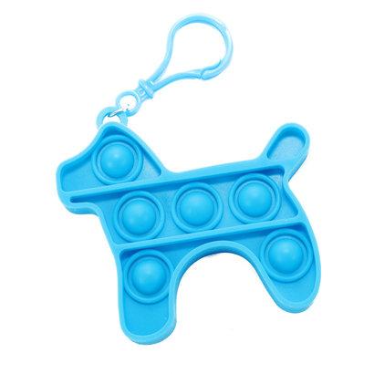Fidget Bubble Pop It Sleutelhanger