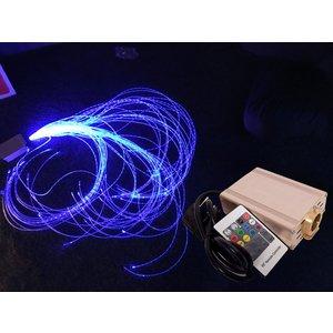 Fibre Optic Set 16w - 100 tails - 1,5 m