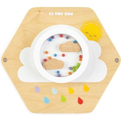 Le toy Van Activiteiten Tegel Wolk